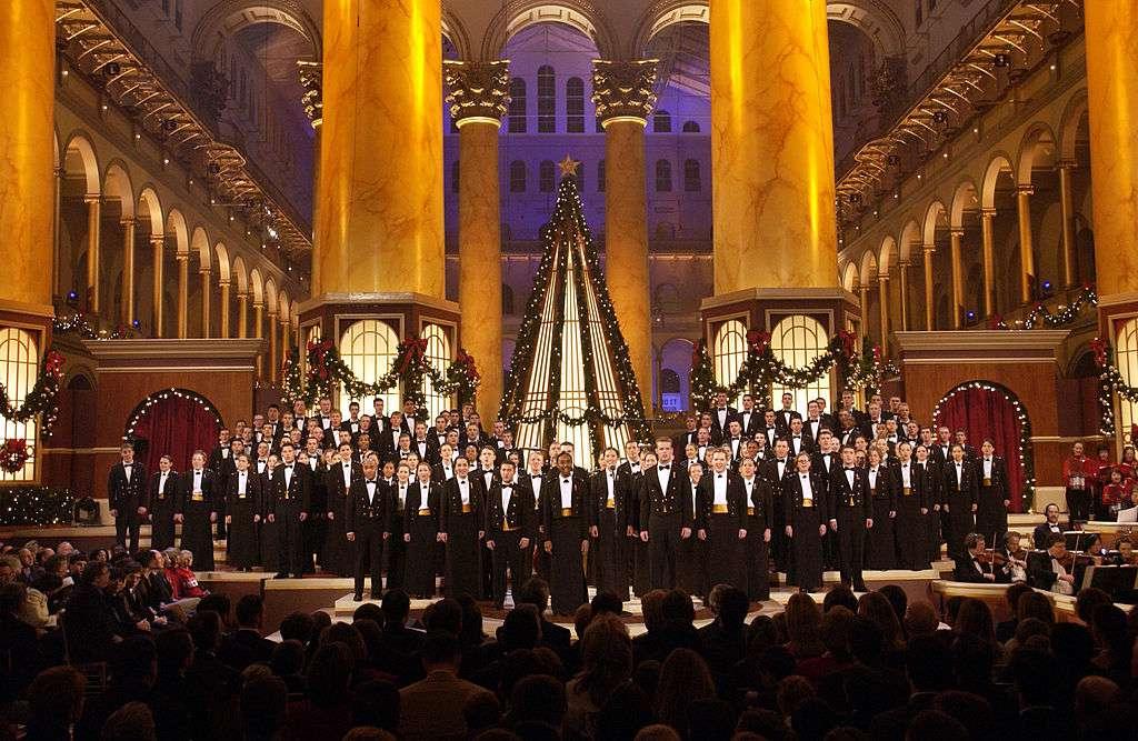 Christmas concert in D.C.