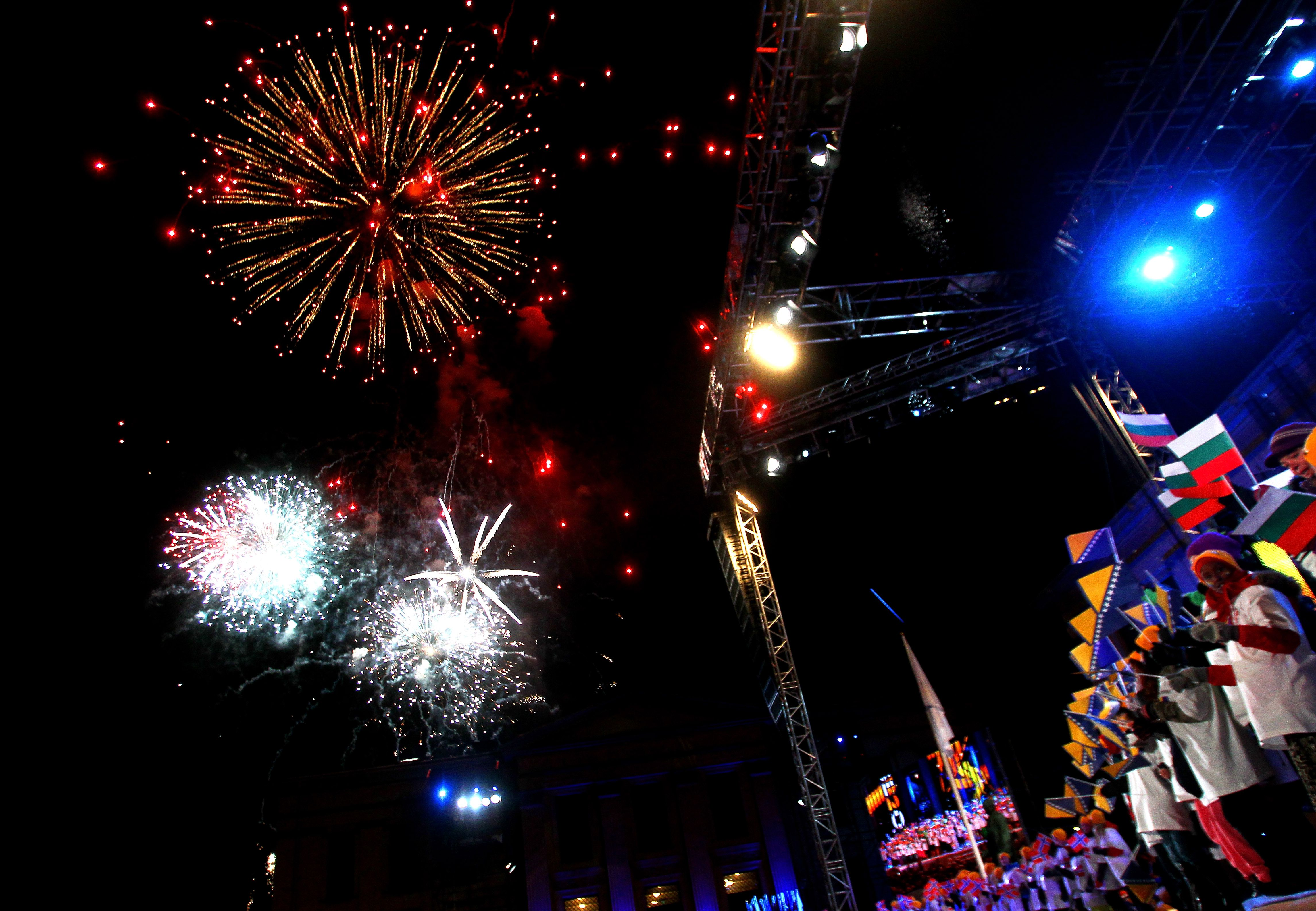 Best New Years Eve Vacations