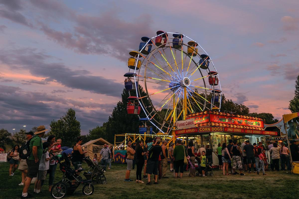 Fourth of July Fair