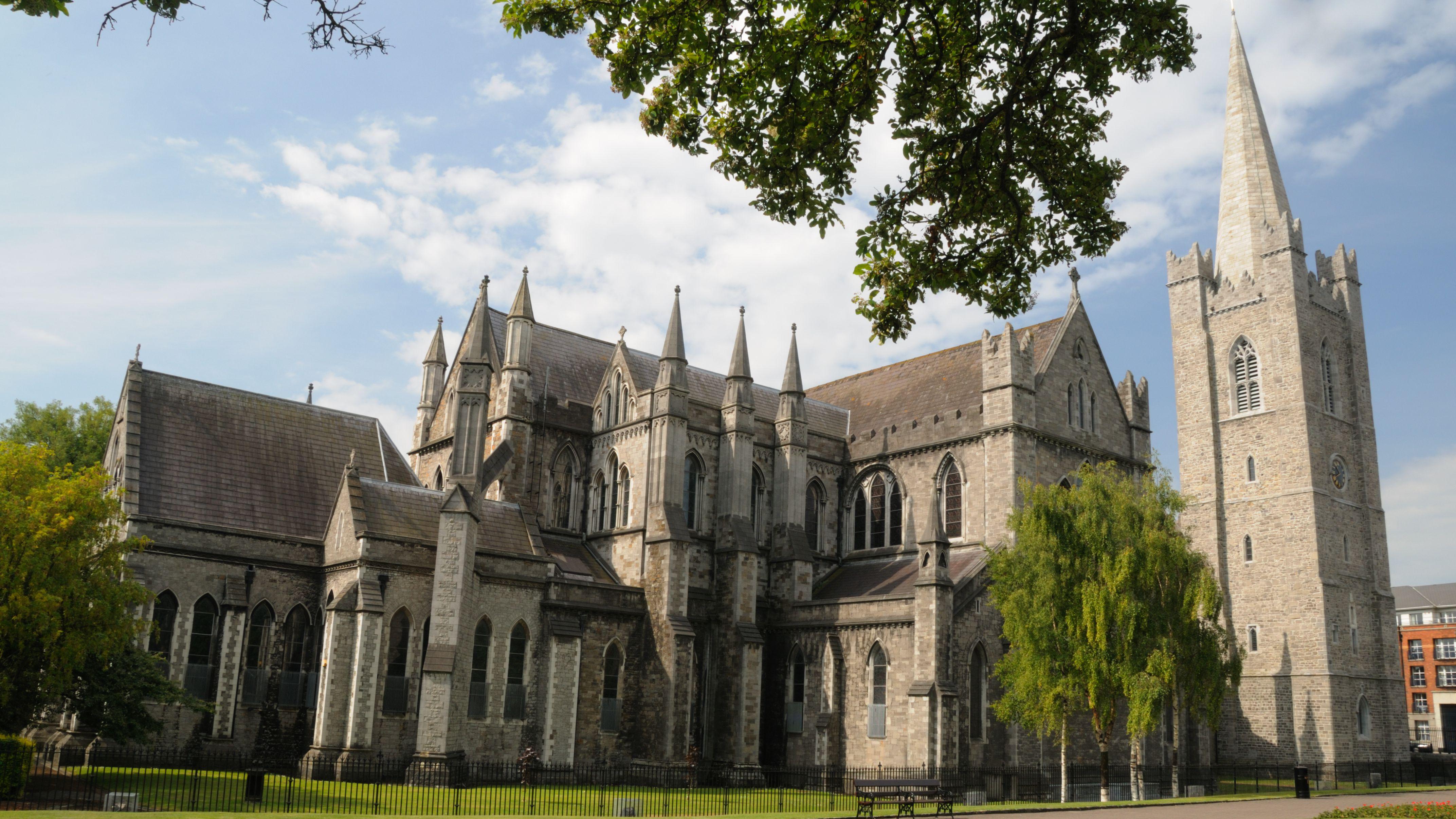 Saint Patrick's Cathedral, a Dublin Landmark