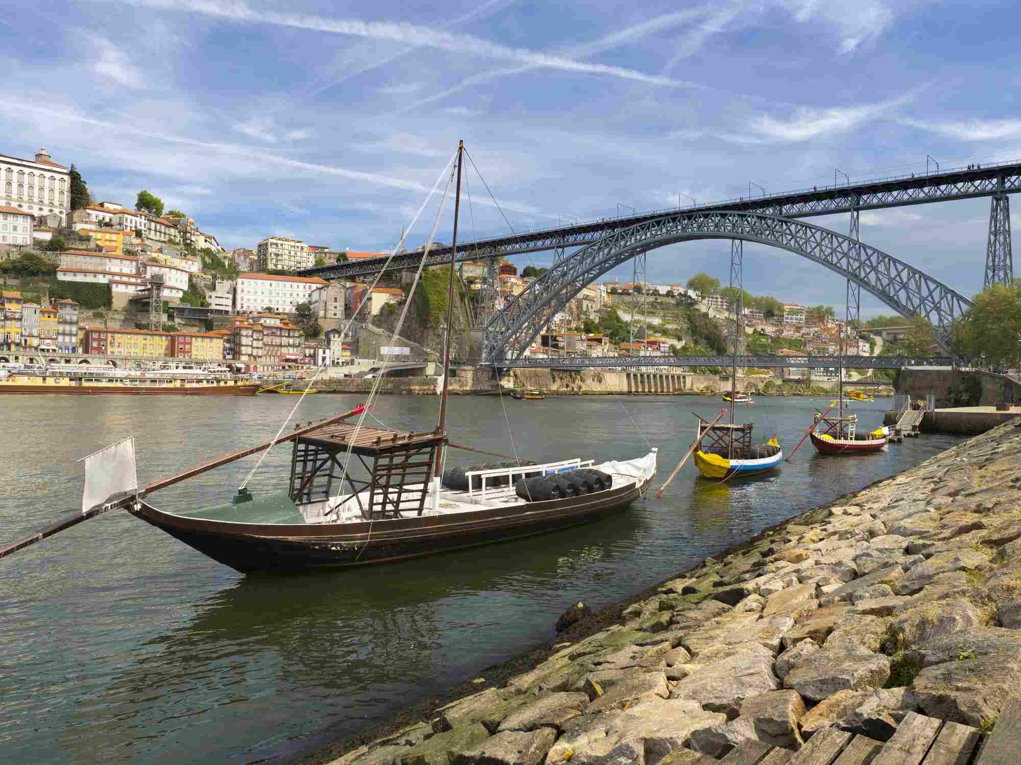 Puente, Oporto