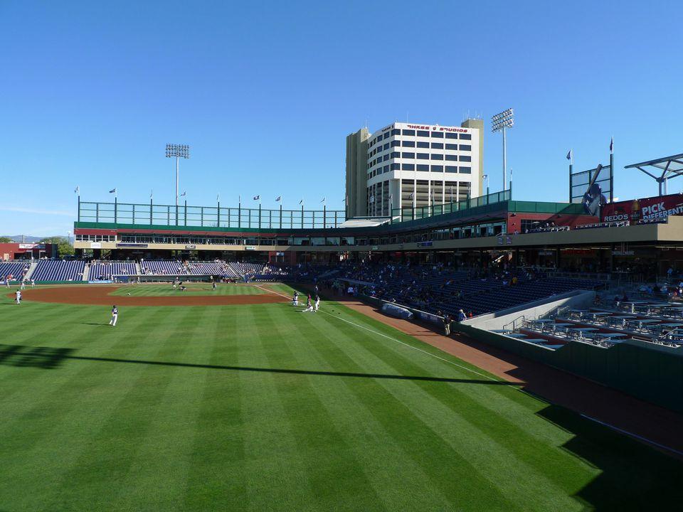 Reno Aces baseball
