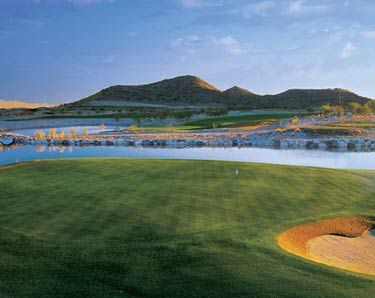 Photograph of Raven at Verrado Golf Course