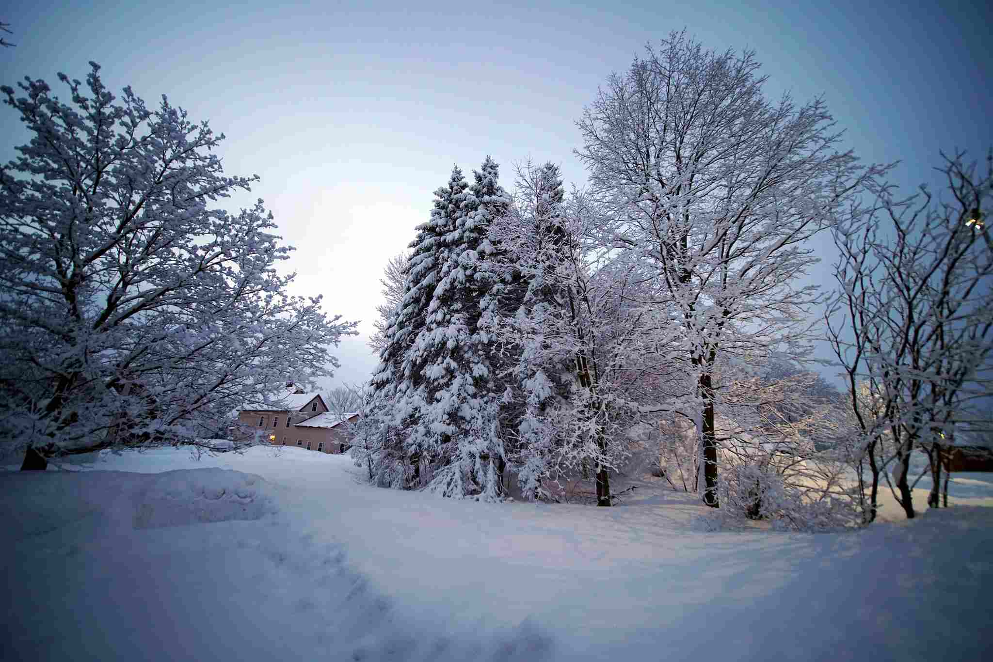White Christmas Snow.Where To Celebrate A White Christmas In New England