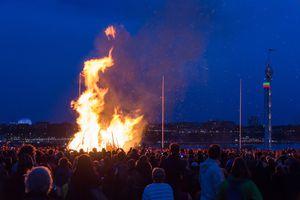 Walpurgis Night in Sweden