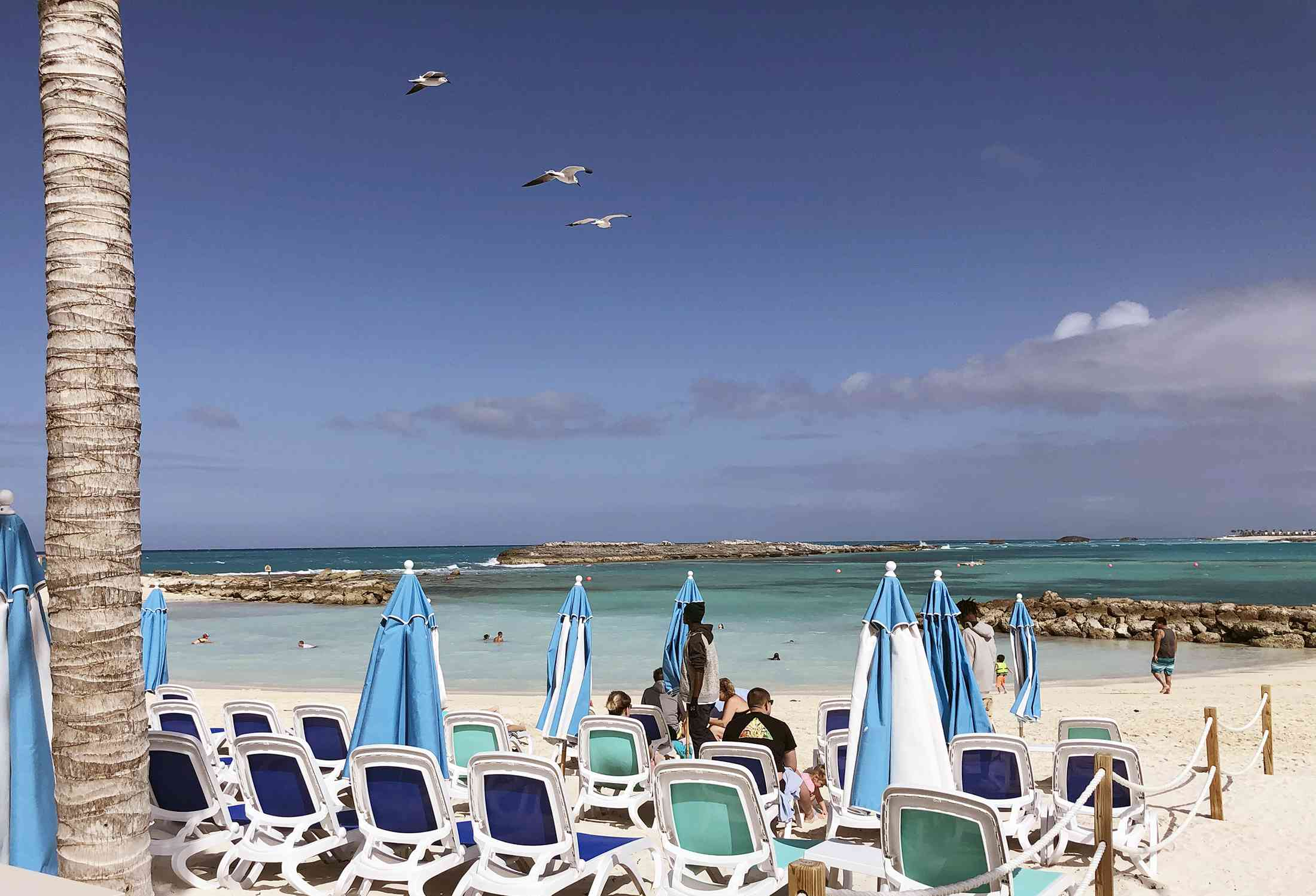 Chill Island at Perfect Day at CocoCay