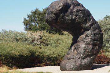 Okeanos Turd Statue in San Diego