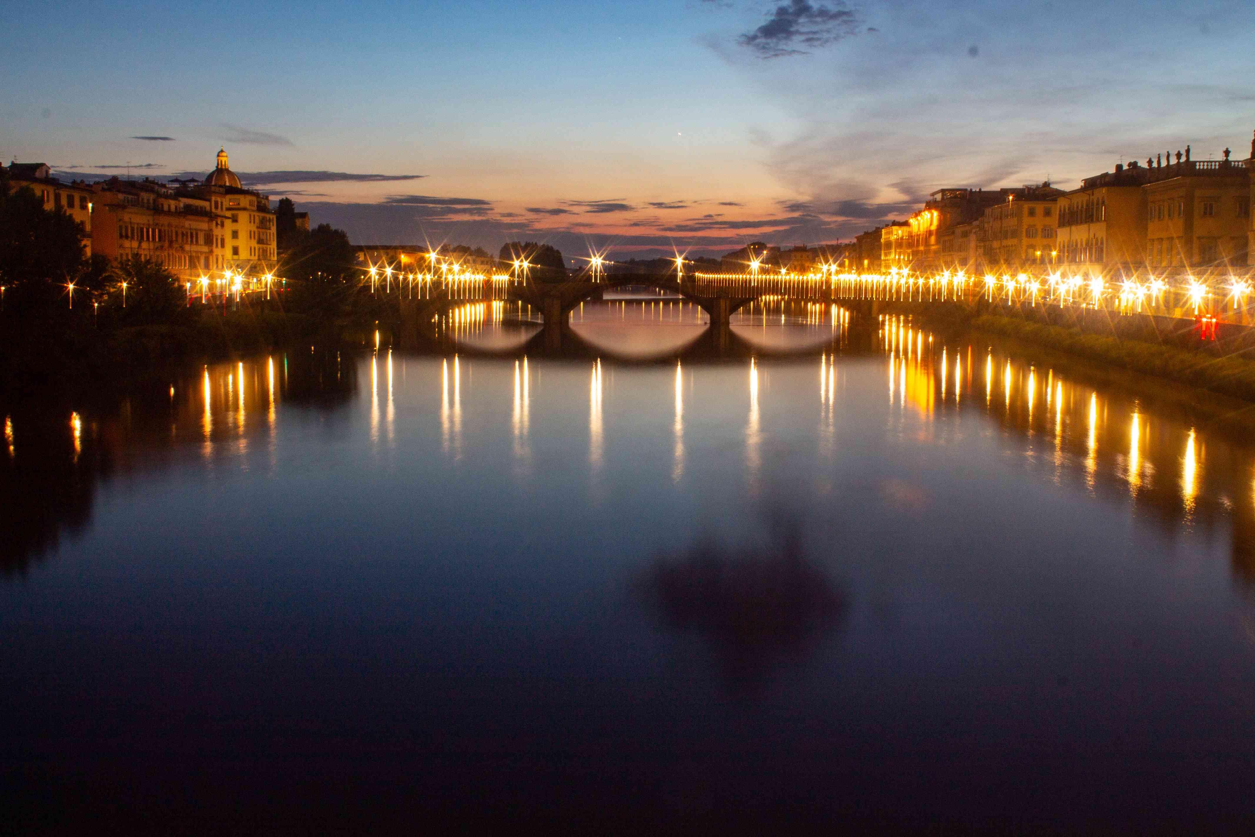 San Niccolo neighborhood in Florence