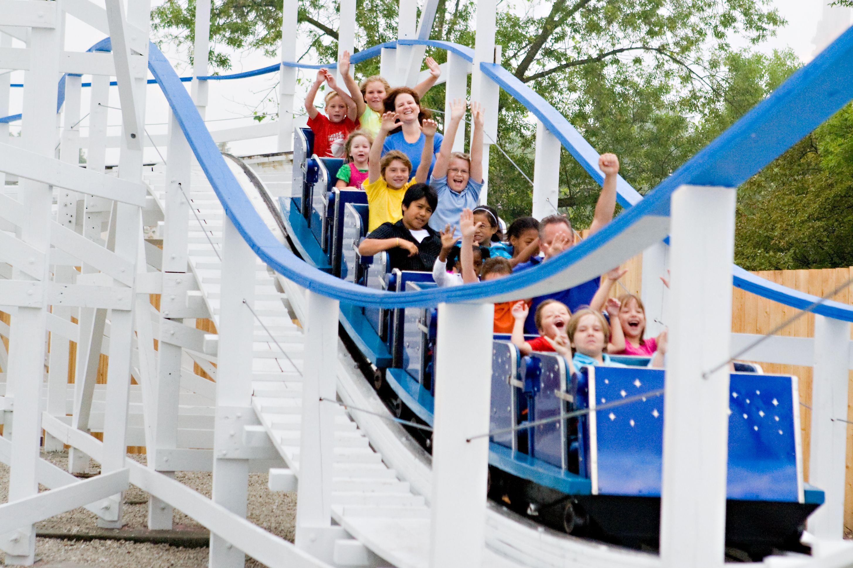 Little Dipper at Six Flags
