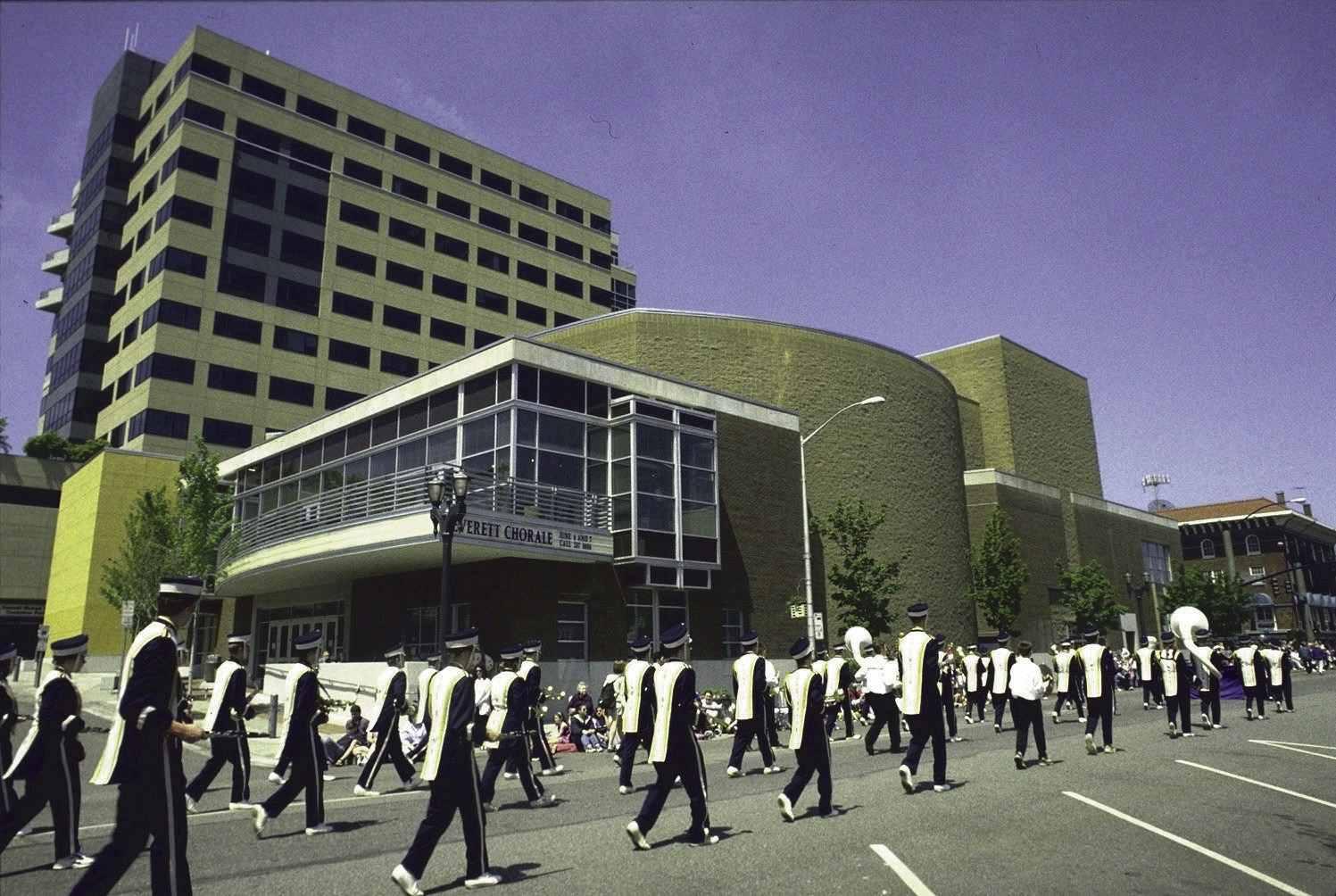Photo of Everett Performing Arts Center