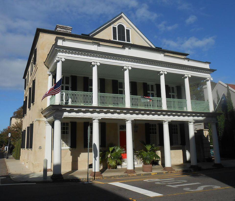 Charleston Sc Homes: Charleston's Historic Architecture