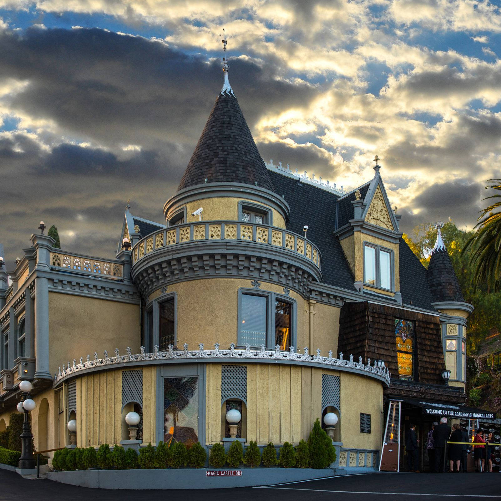LA's Magic Castle: The Complete Guide to the Members-Only Mansion