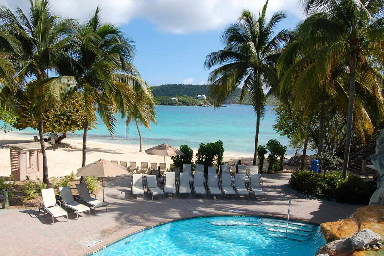 Wyndham Sugar Bay Beach Resort And Spa St Thomas Usvi