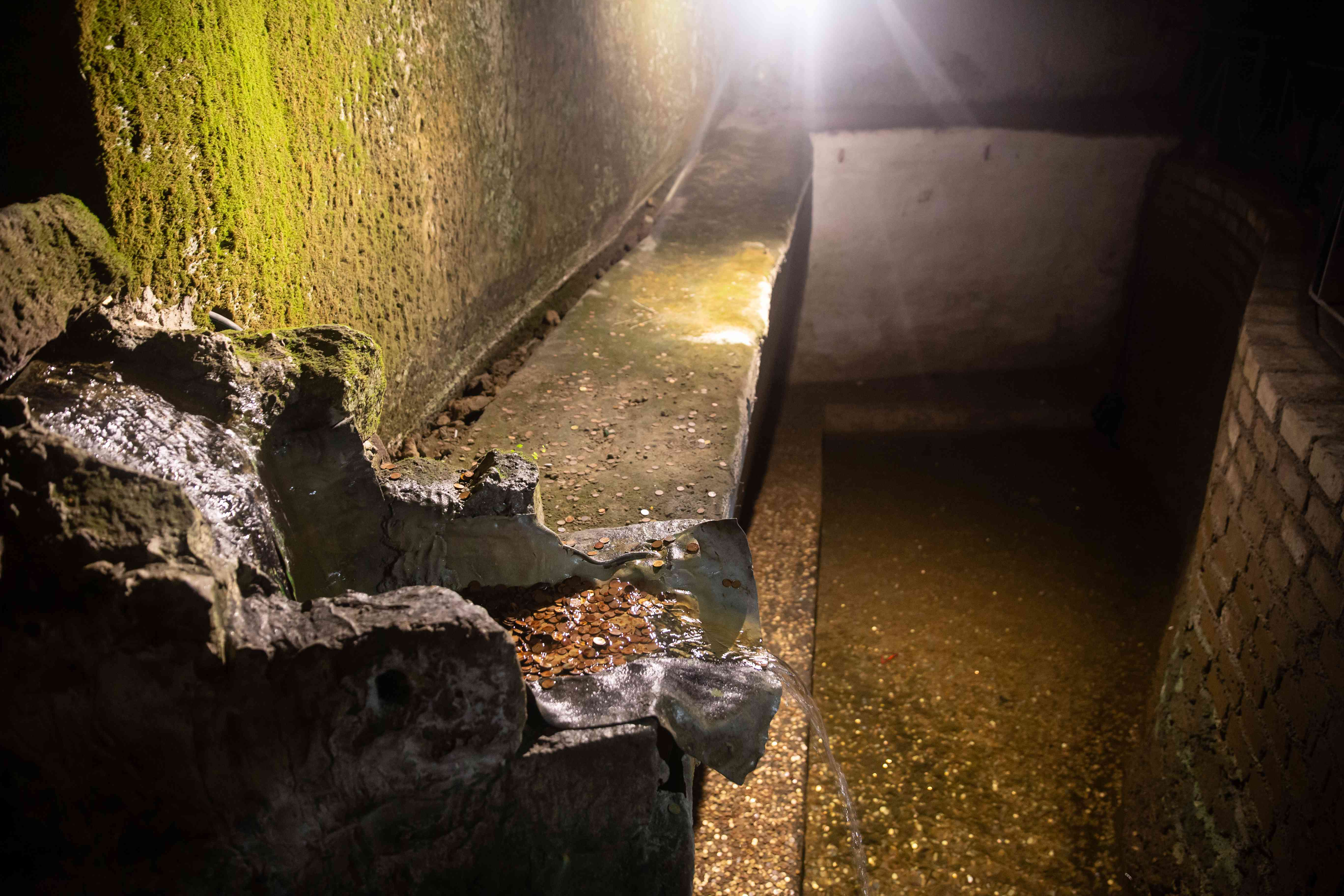 Naples Underground Tunnels and Aqueducts