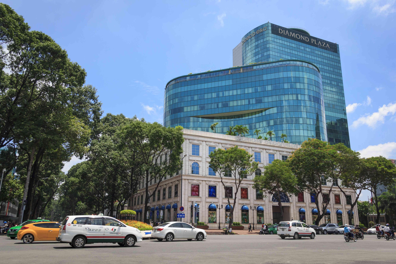 Diamond Plaza shopping mall in Ho Chi Minh City