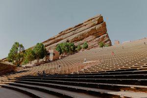 Red Rocks Park & Amphitheatre in Denver