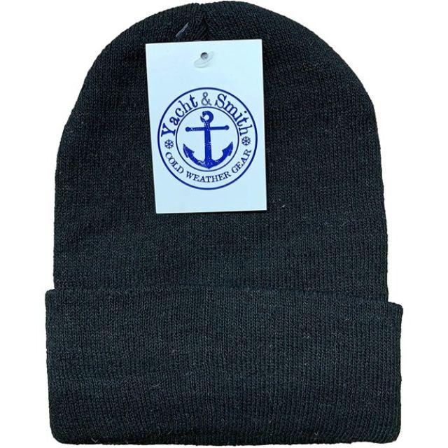 Yacht & Smith Kids Winter Beanie Hat