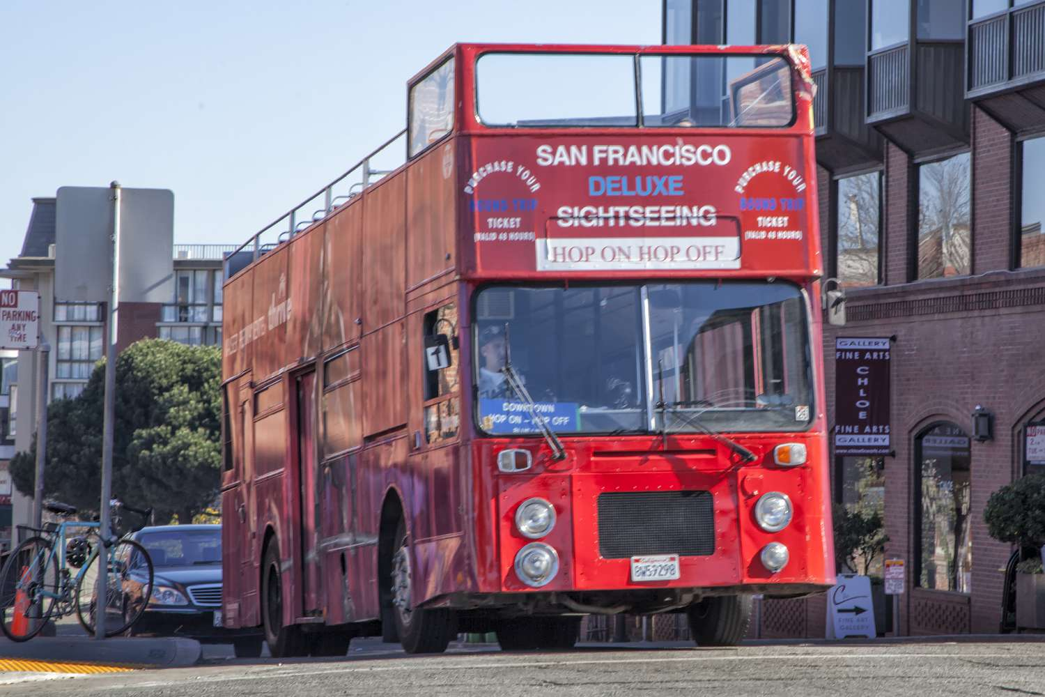 Cruise With San Francisco S Best Bus Tours