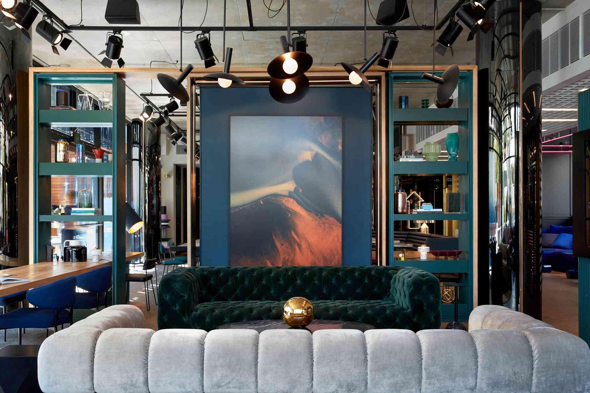 Lounge at Tribe Perth