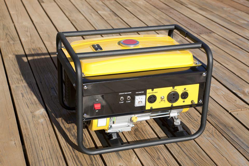RVing 101 Guide: Generators