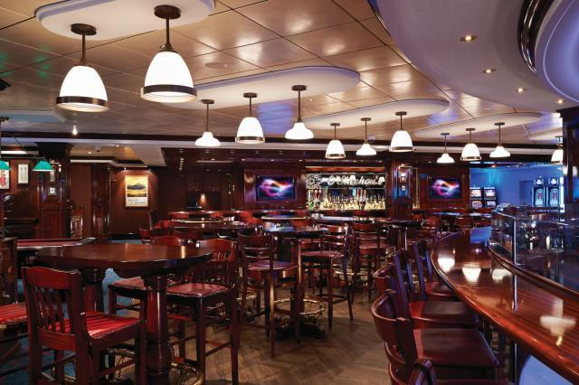 O'Sheehan's Neighborhood Bar & Grill on the Norwegian Getaway