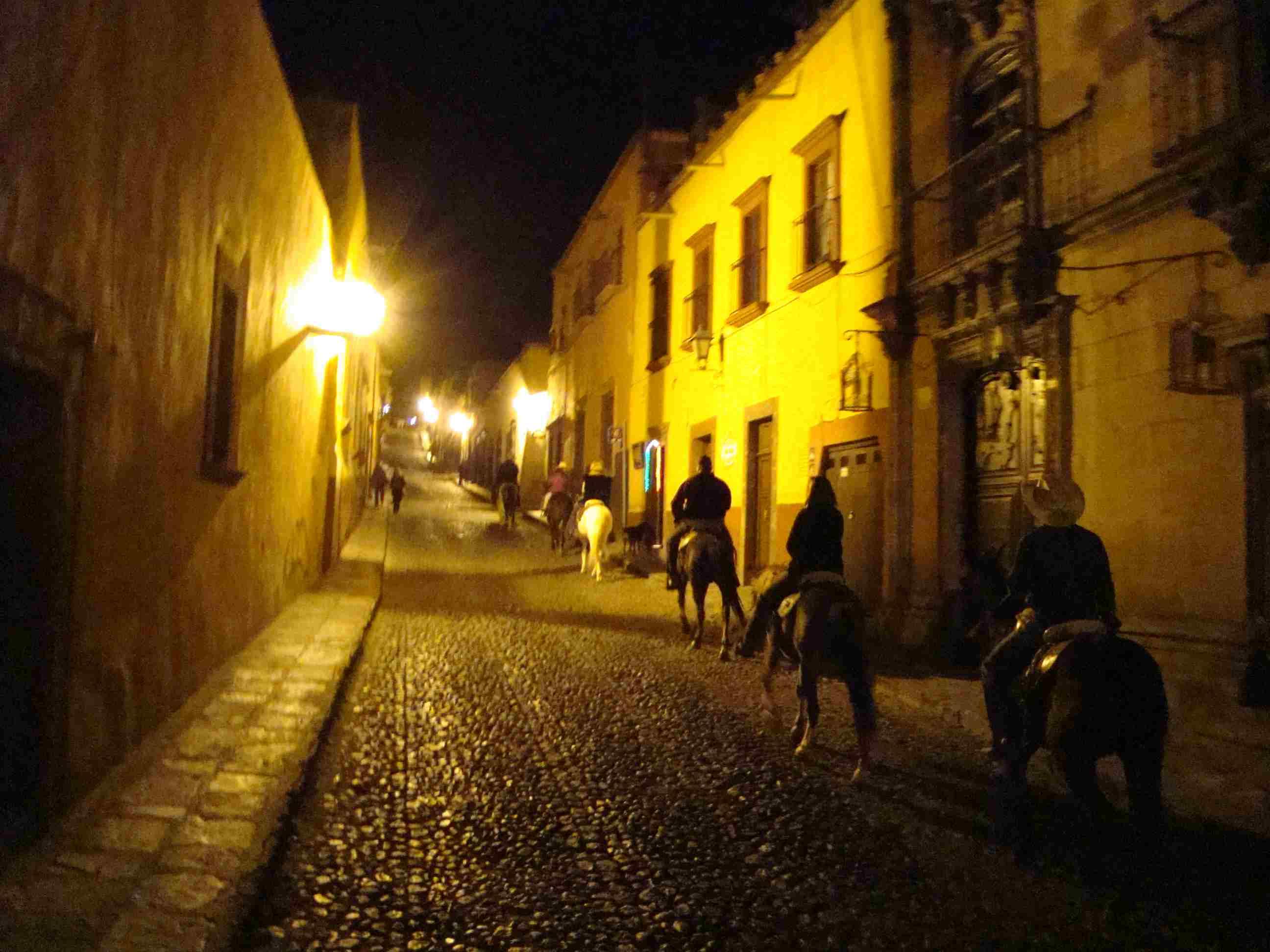 Horseback San Miguel de Allende