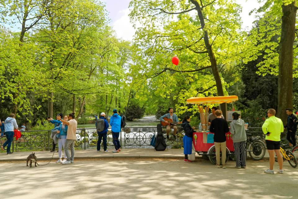 Visit Munichs English Garden