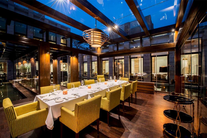best fine dining indian restaurants in delhi