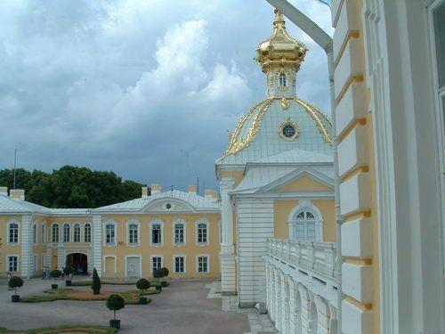 Exterior View of Peterhof