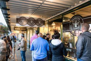 Starbucks in Seattle