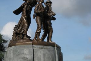 Washington State Capitol Memorials