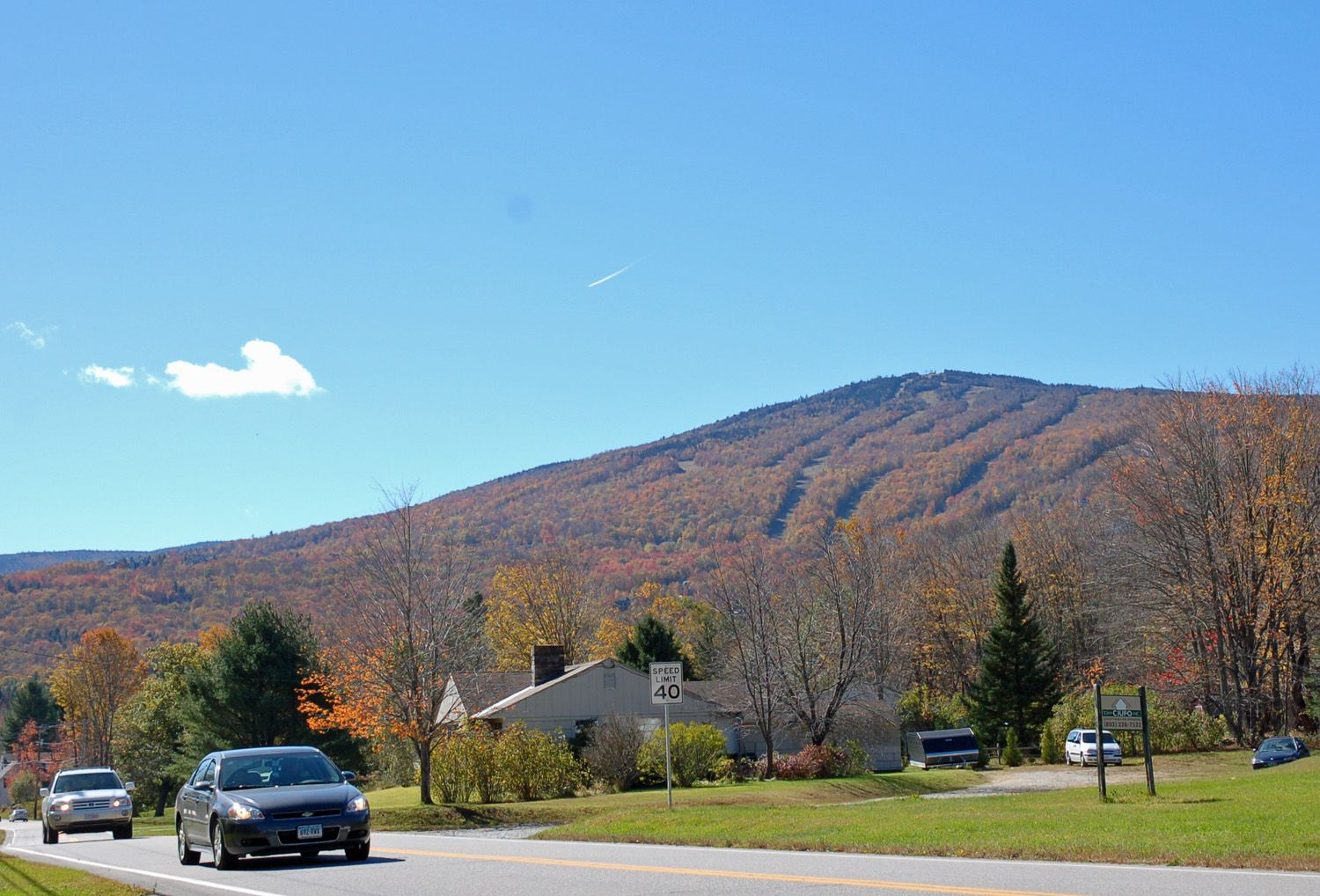 New England Fall Foliage Driving Tours Amp Scenic Routes