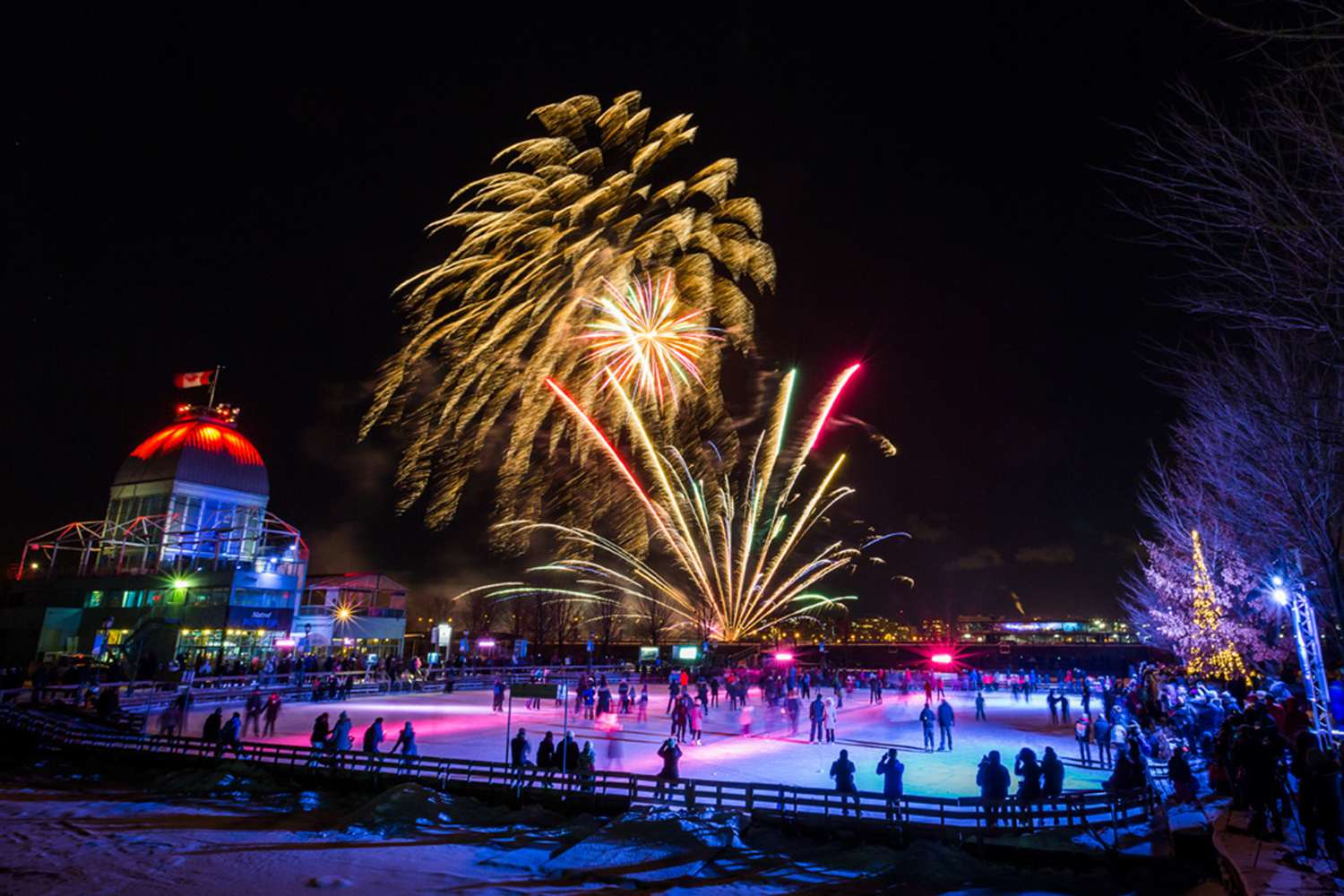 Montreal Fire on Ice