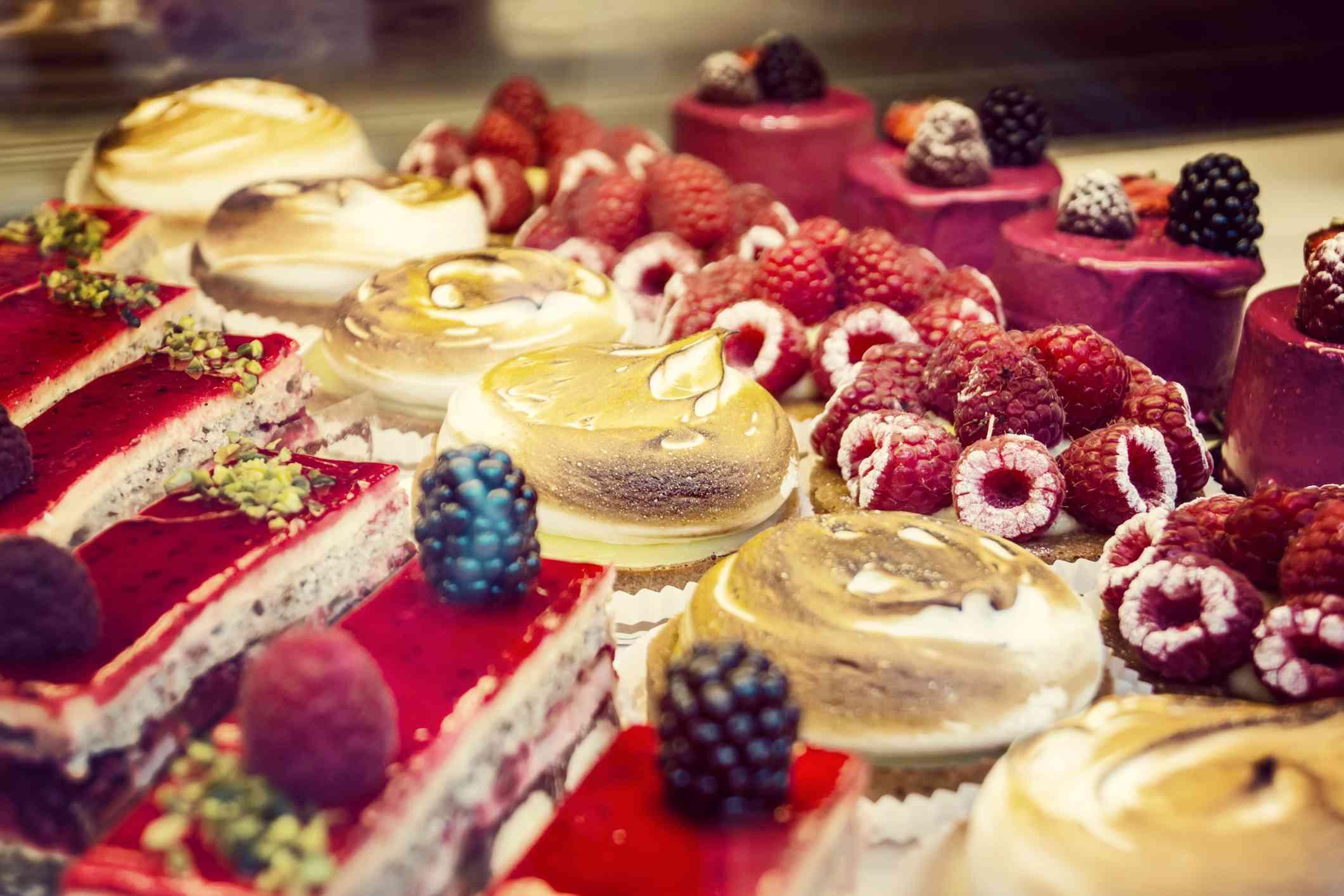 Paris Pastry