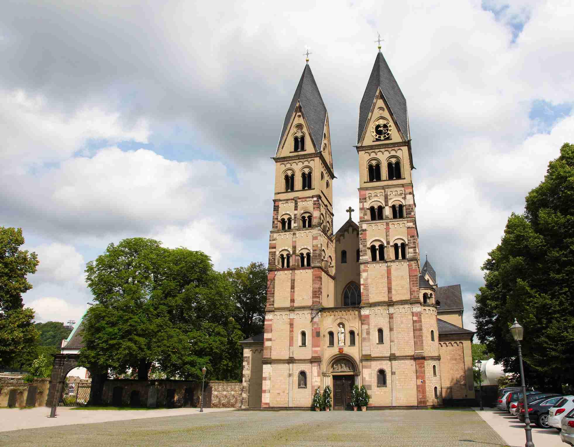 Koblenz Basilica of St. Castor