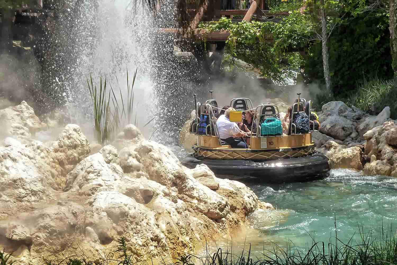 Grizzly River Run, Disney California Adventure