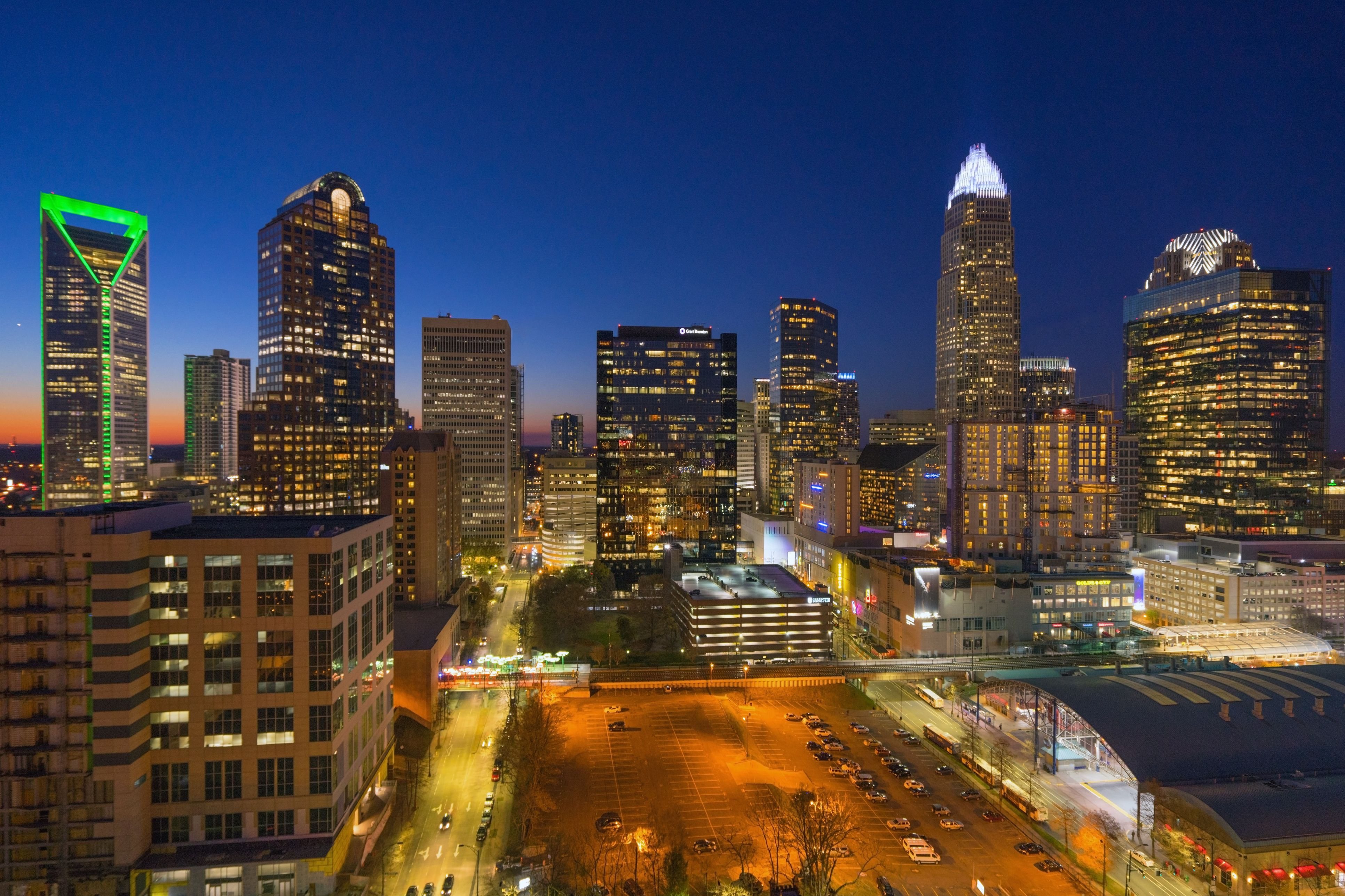 Local Television Stations in Charlotte