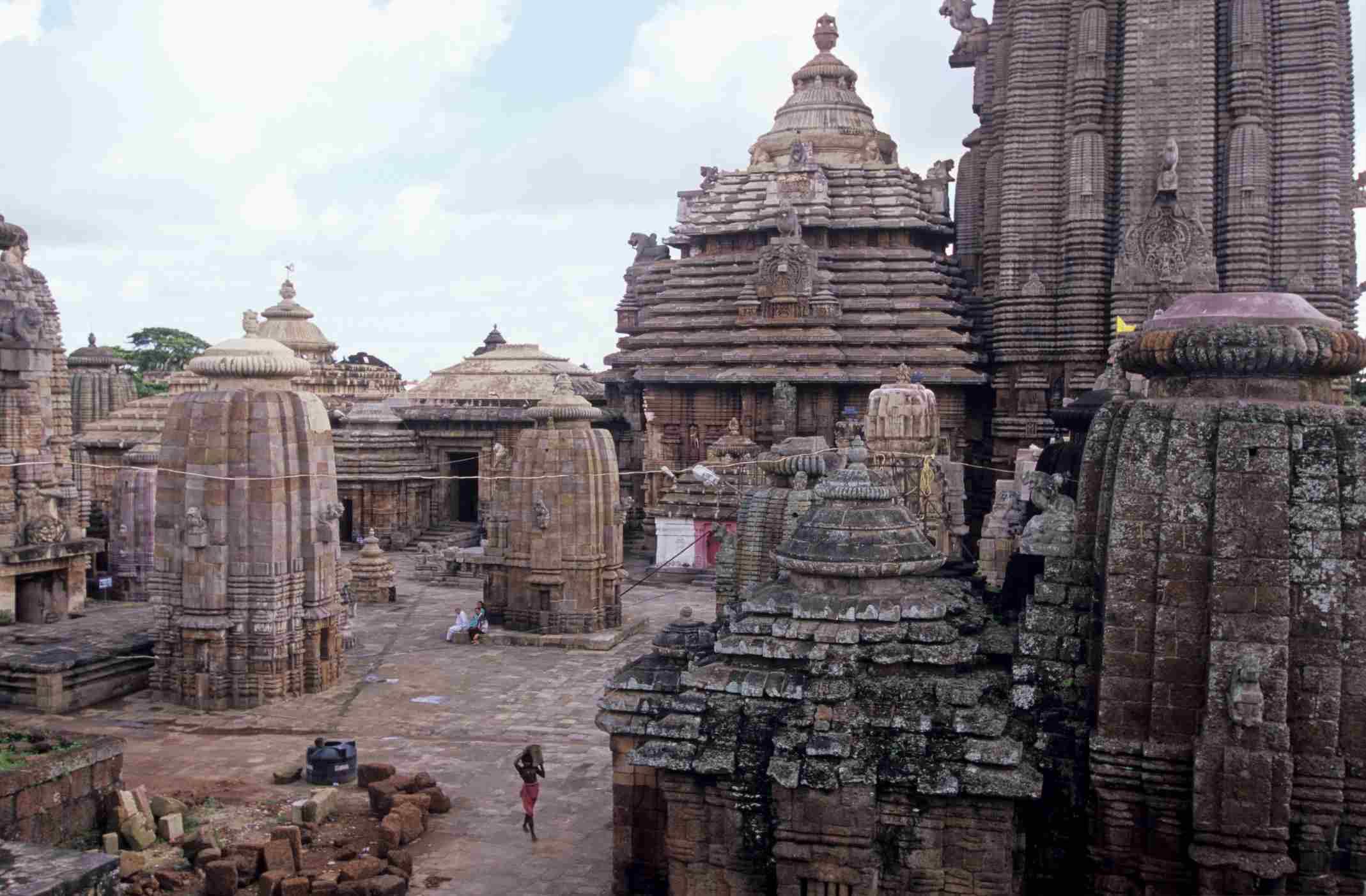 6 Must-See Temples in Bhubaneswar, Odisha