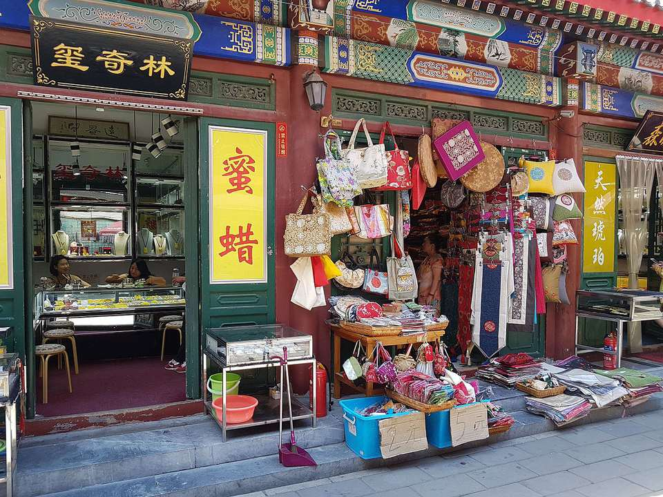 Best Shopping Streets Beijing