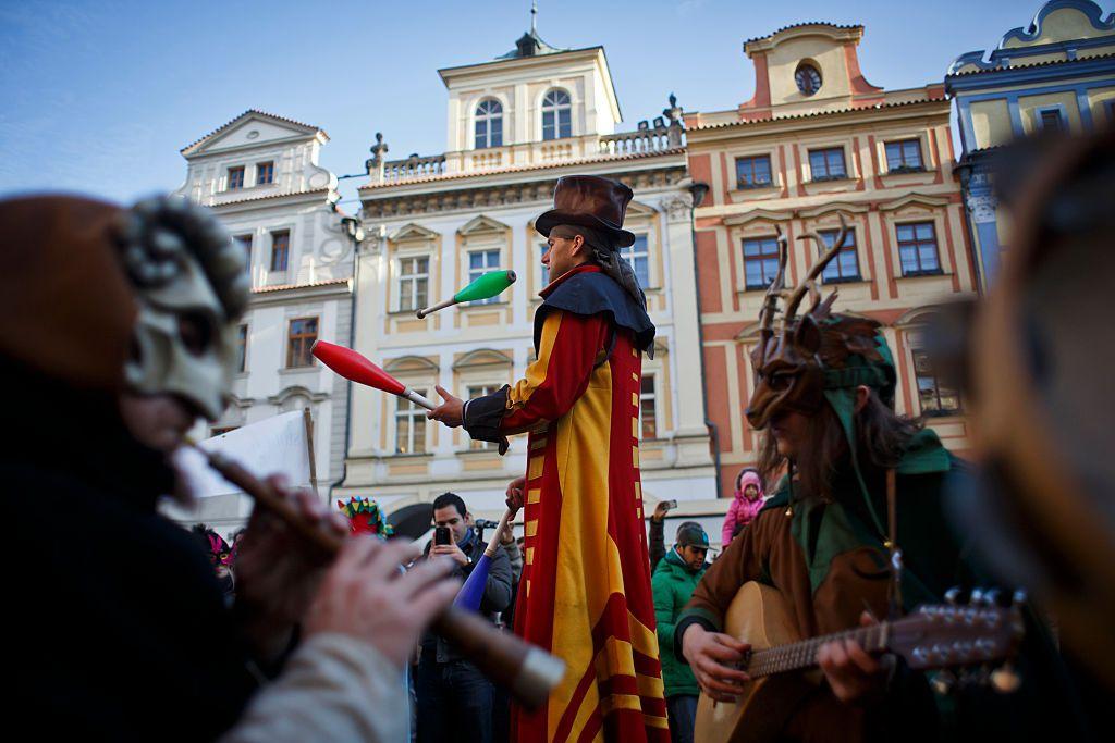Bohemia Carnevale