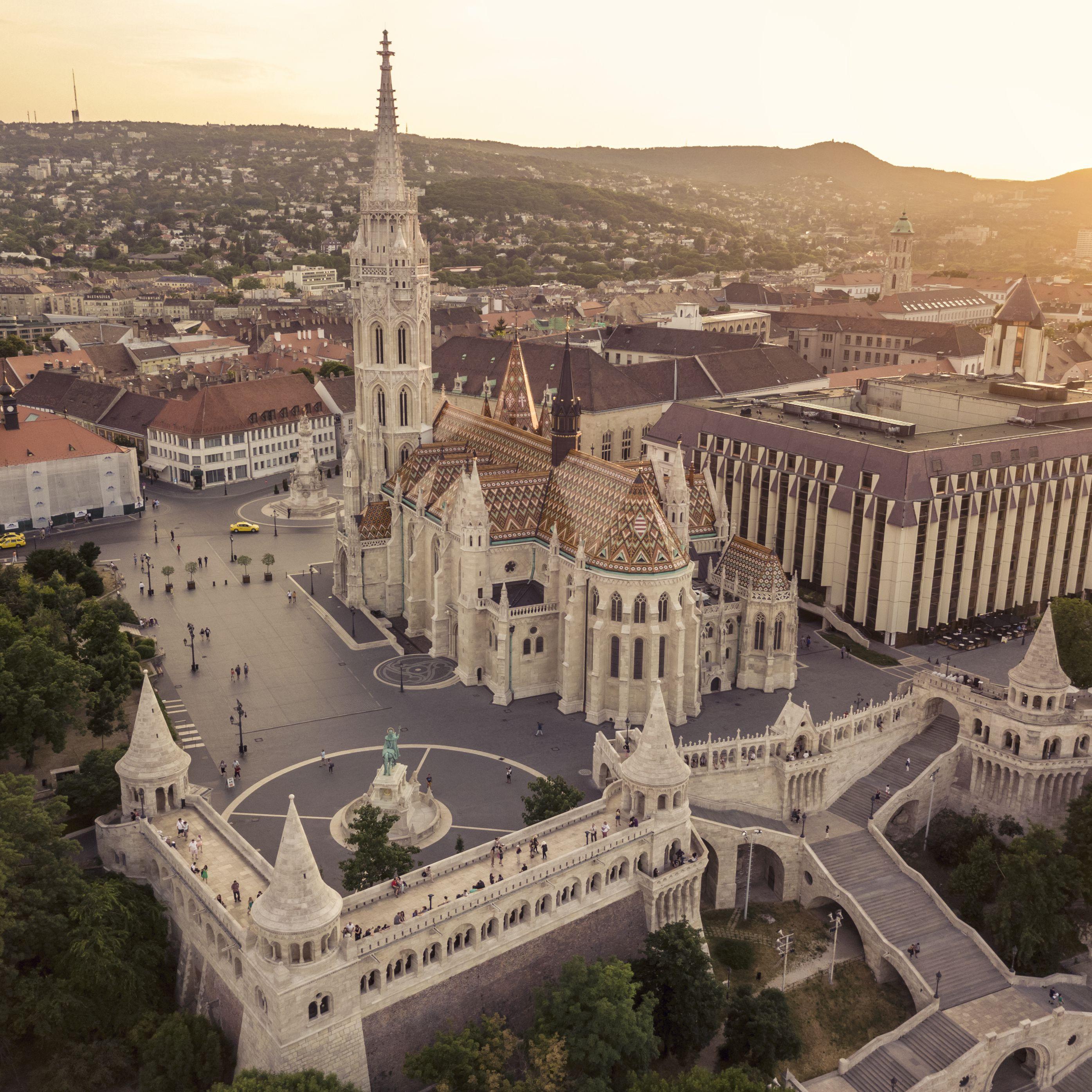 Prague, Vienna And Budapest  - cover