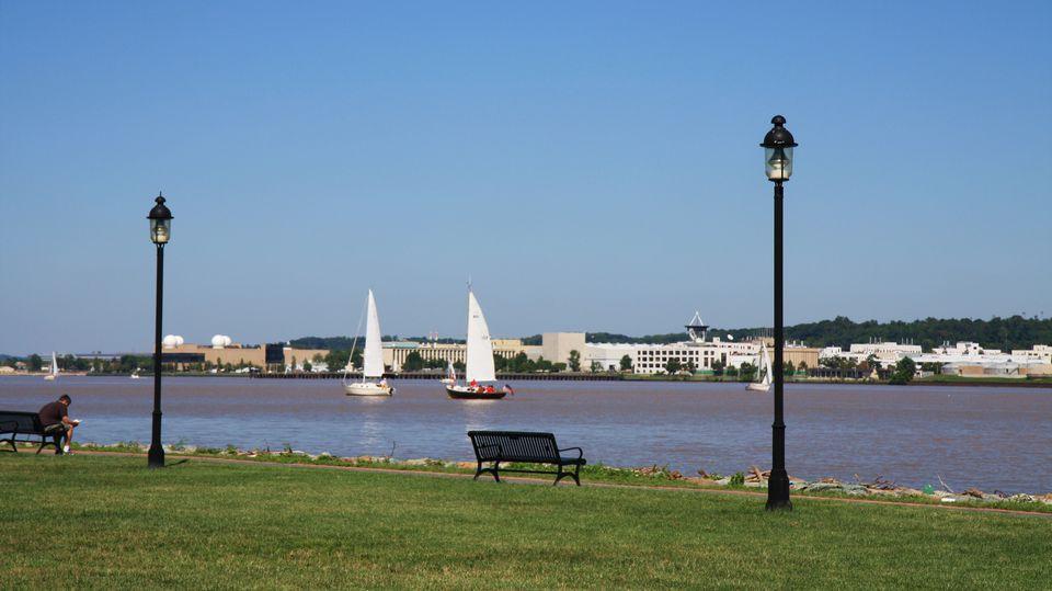 Oronoco Bay Park Alexandria VA