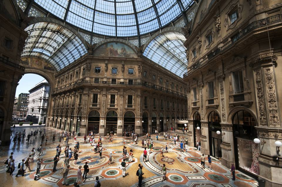 Image result for galleria milano