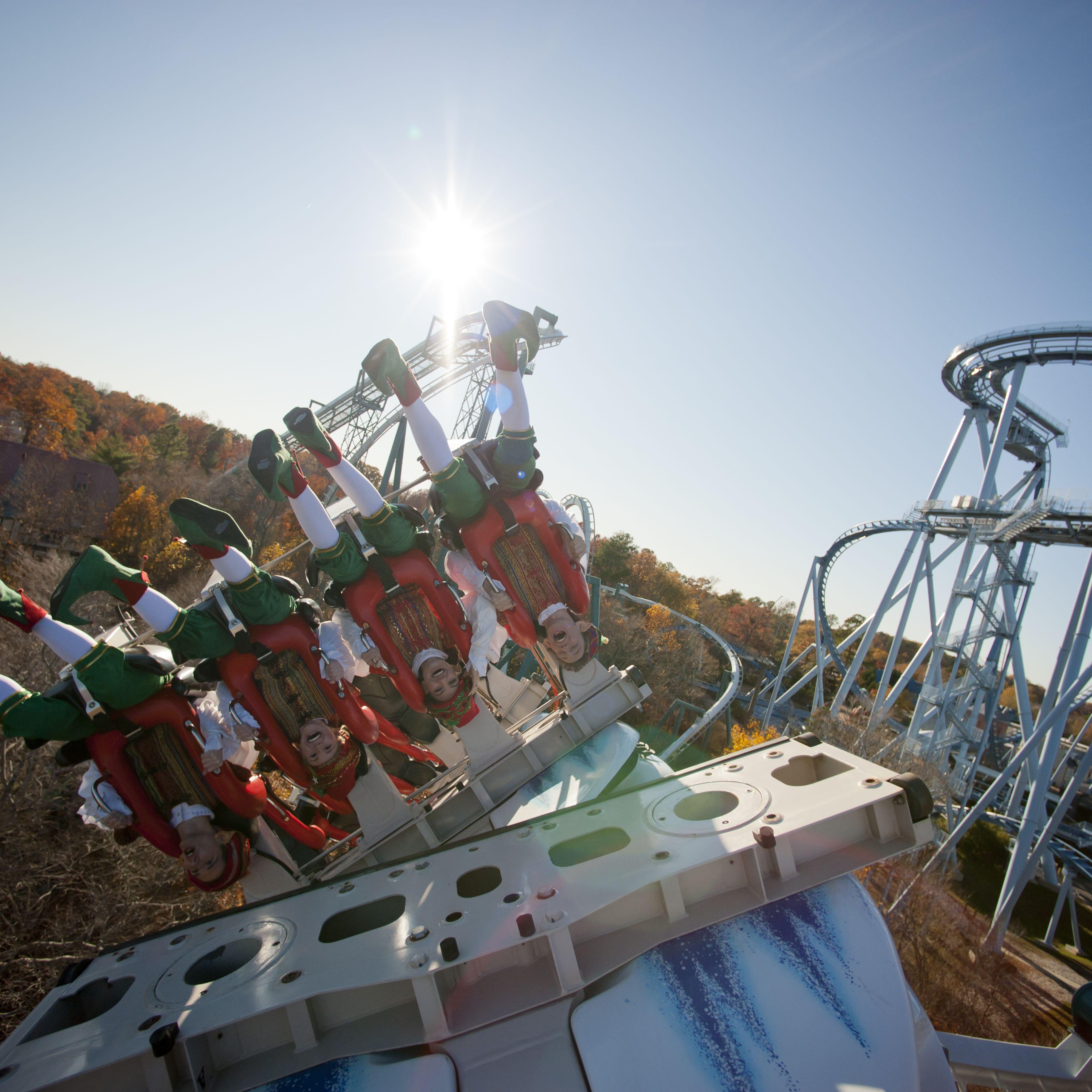 Busch Gardens Williamsburg 2022 Calendar.Busch Gardens Amusement Park In Williamsburg Virginia