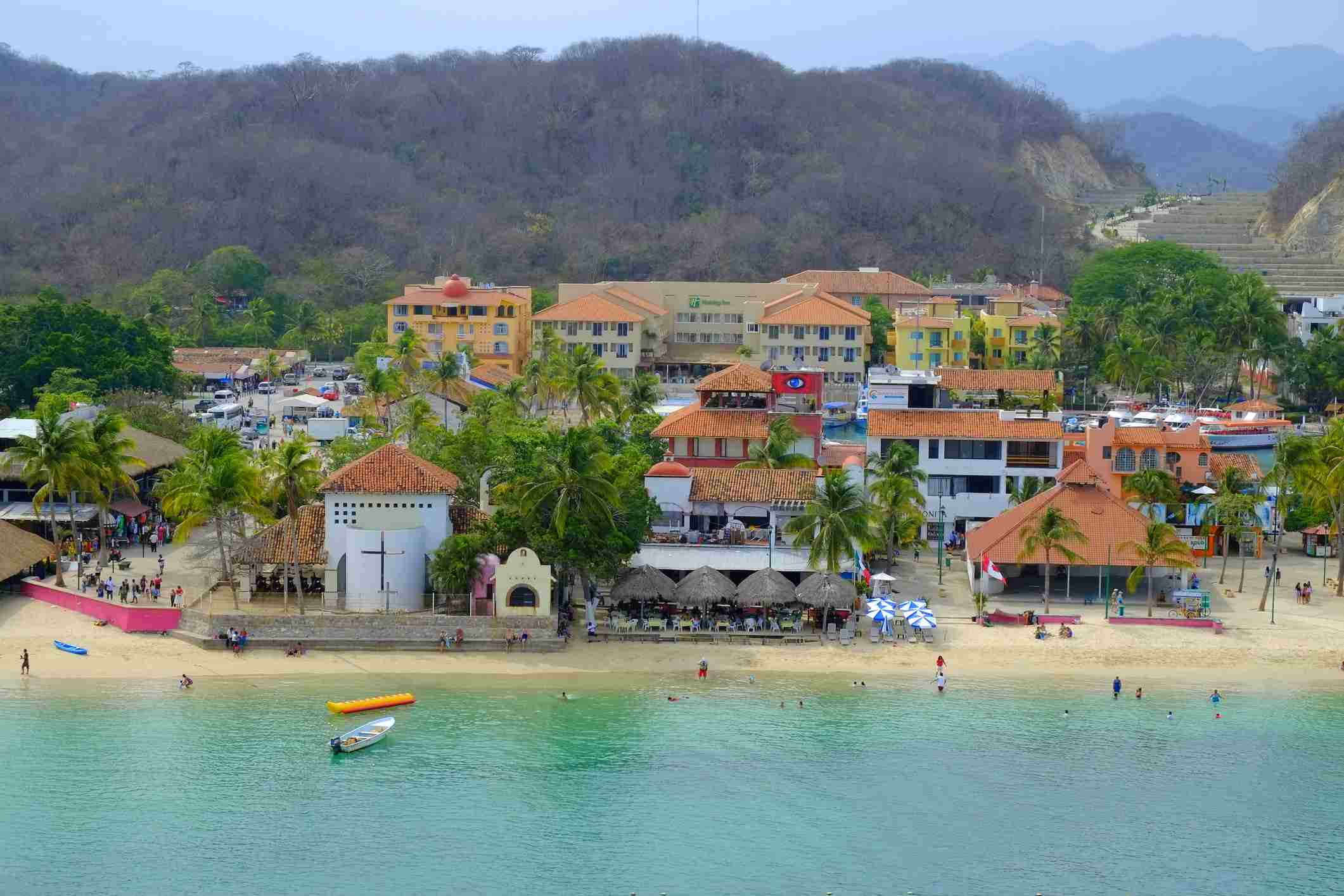 Hotels And Resorts In Huatulco Mexico