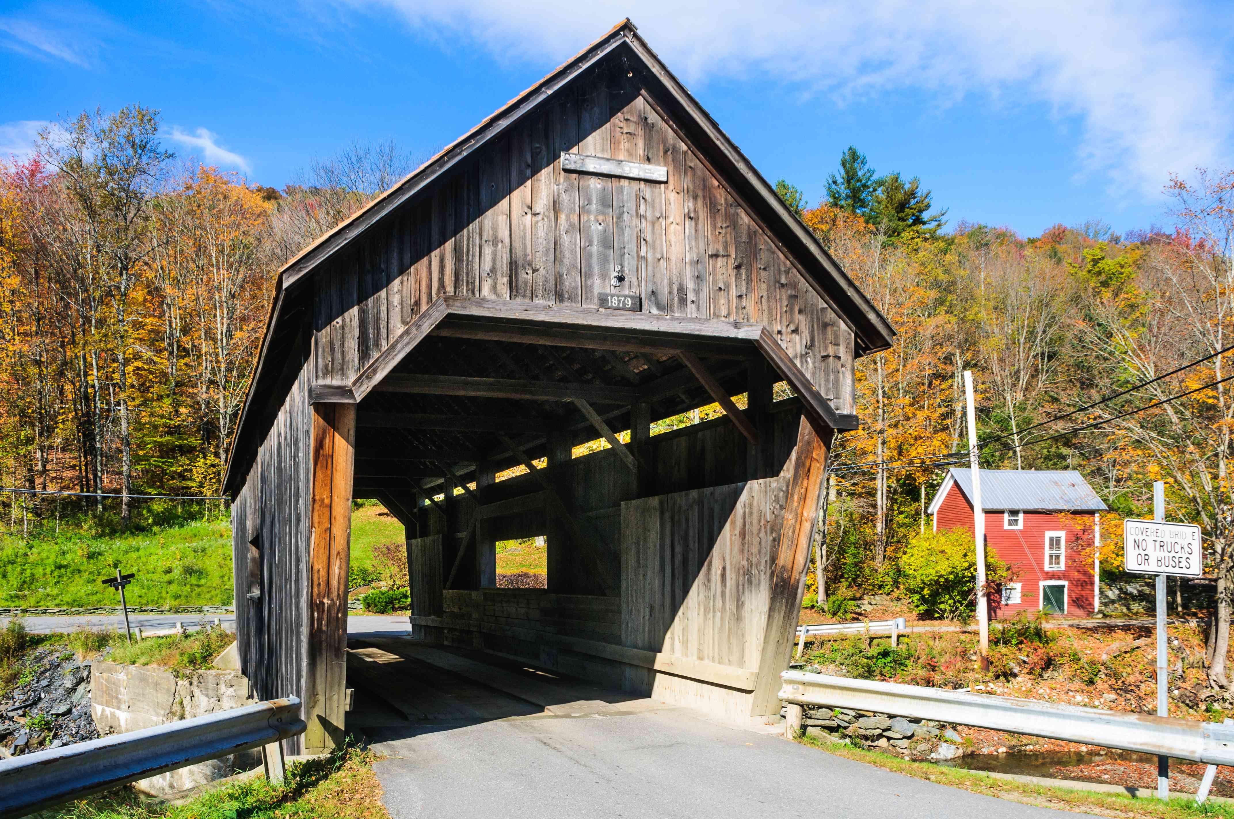 Warren Covered Bridge