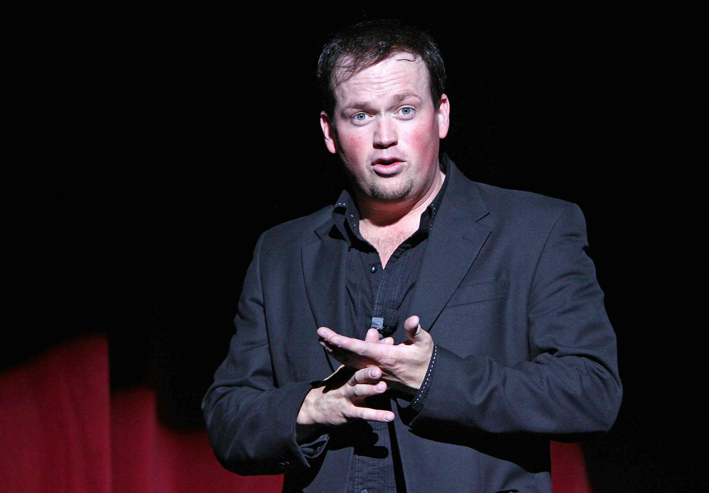 Nathan Burton Comedy Magic Opens At Flamingo