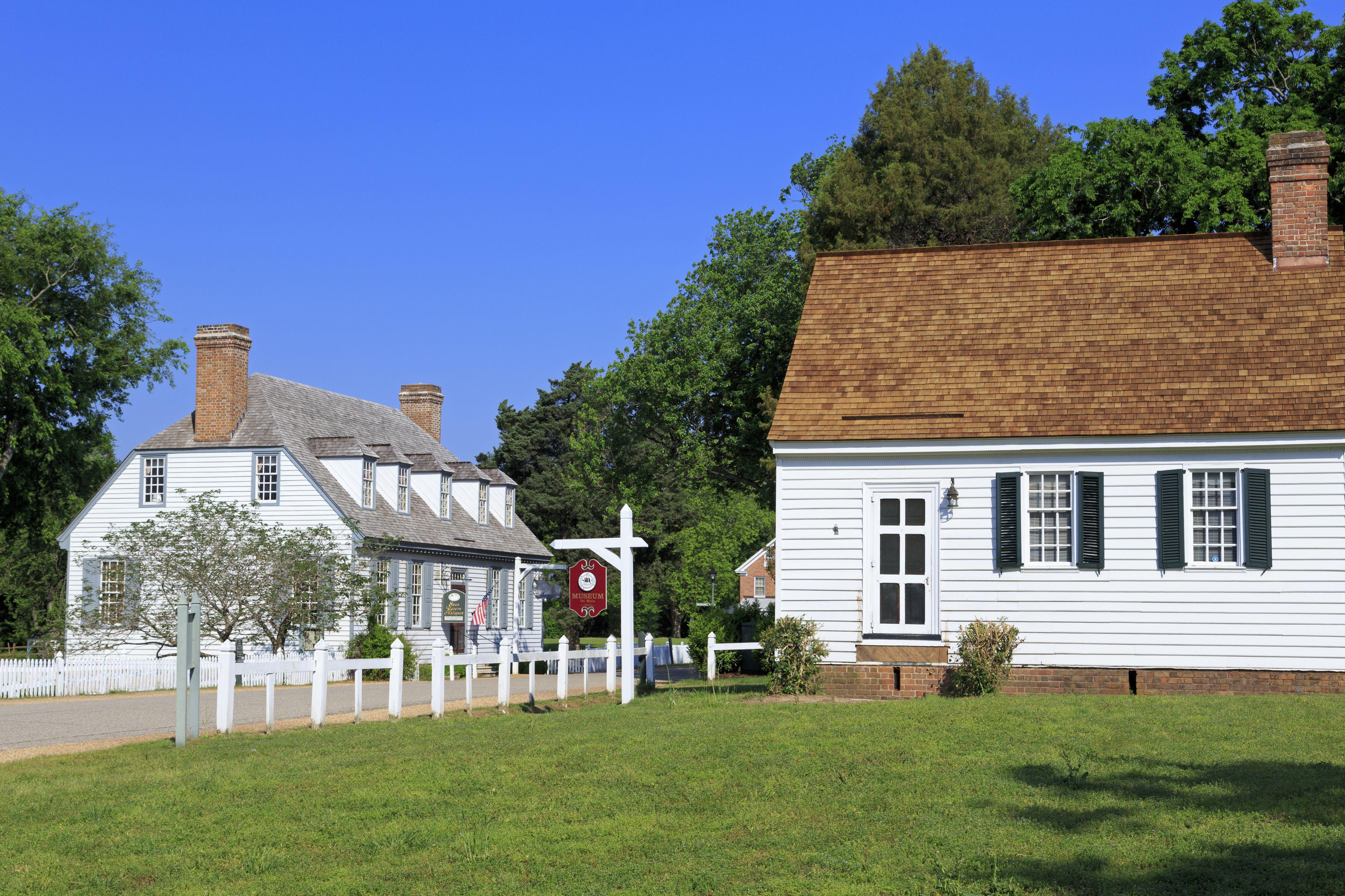 Historic Swan Tavern & Museum, Yorktown, Virginia