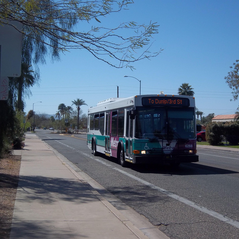 Public Transportation and Fares in Phoenix, Arizona