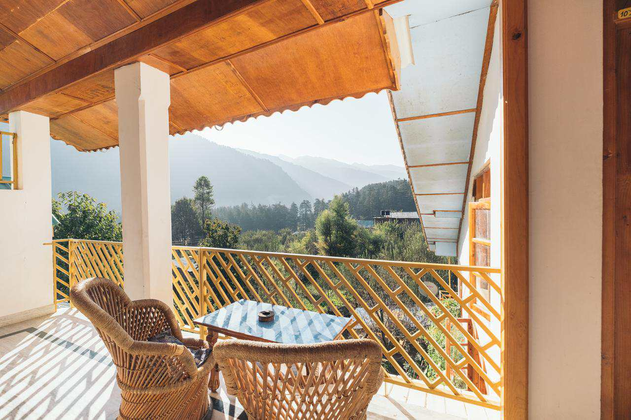 Orchards House, Manali.